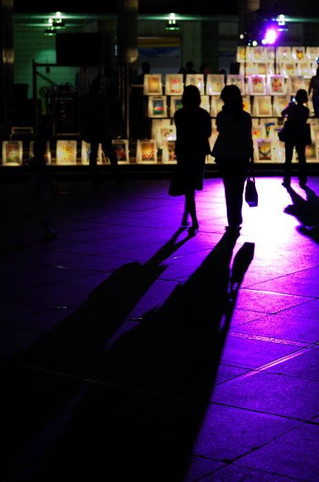 フットワーク軽過ぎ!神戸・ポートピア花明かりフェスタ パート1_f0032011_21544175.jpg