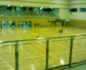名古屋市OVER-TOP League in 【名古屋北SC】_f0041113_983821.jpg