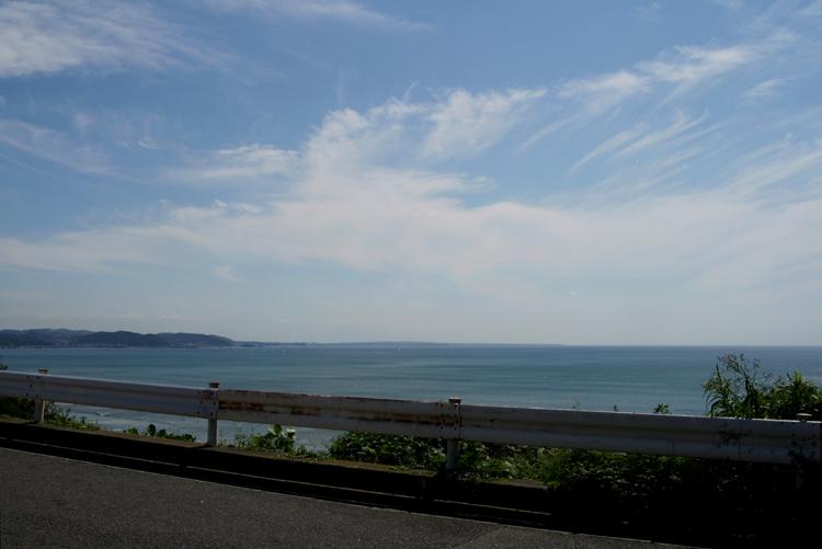 秋晴れの海。_b0022268_21234839.jpg
