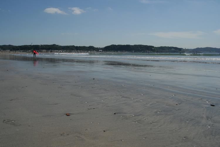 秋晴れの海。_b0022268_21241149.jpg