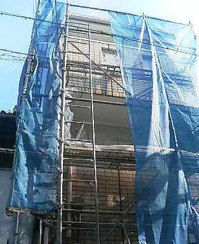 外壁塗装と洗い工事_f0052181_1031984.jpg