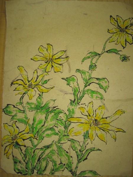 黄色い花は未完成_a0030594_2282025.jpg