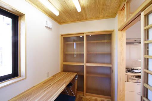 八郎潟の家12:完成1_e0054299_107345.jpg