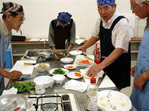 久しぶりの料理教室_e0087201_2154214.jpg