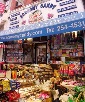 ニューヨークの駄菓子屋さん-Economy Candy_b0007805_9495128.jpg
