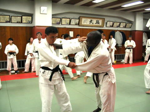 Marunouchi Judo Club in Japan_a0088841_19435454.jpg