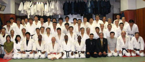 Marunouchi Judo Club in Japan_a0088841_2032997.jpg