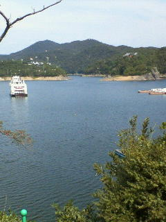 ☆TODAY 東条湖☆_f0002573_12144521.jpg