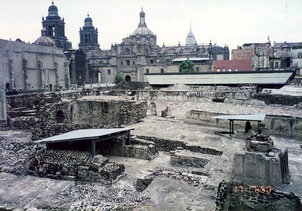 メキシコの思い出(3)テノチテ...