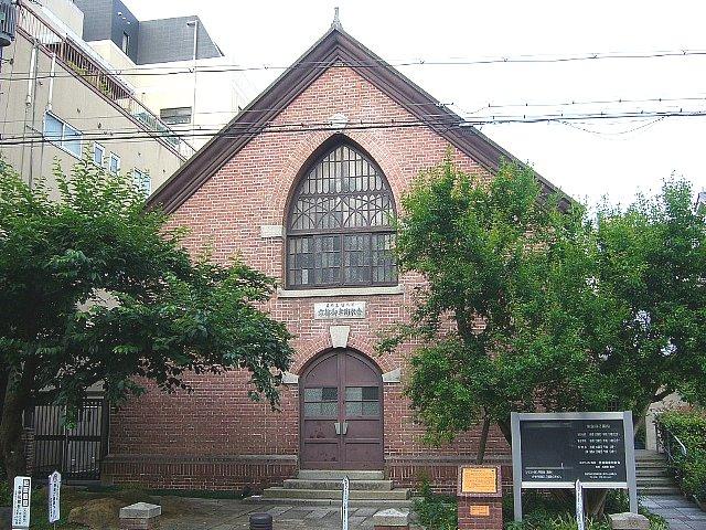 日本基督教団 京都御幸町教会_c0094541_15583797.jpg