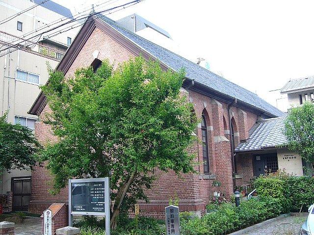 日本基督教団 京都御幸町教会_c0094541_16112575.jpg
