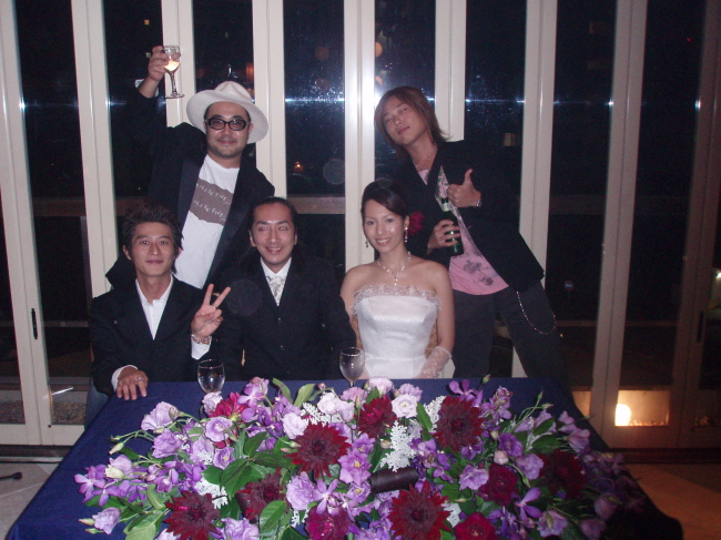 9月26日 結婚おめでとう!!_c0068174_218234.jpg