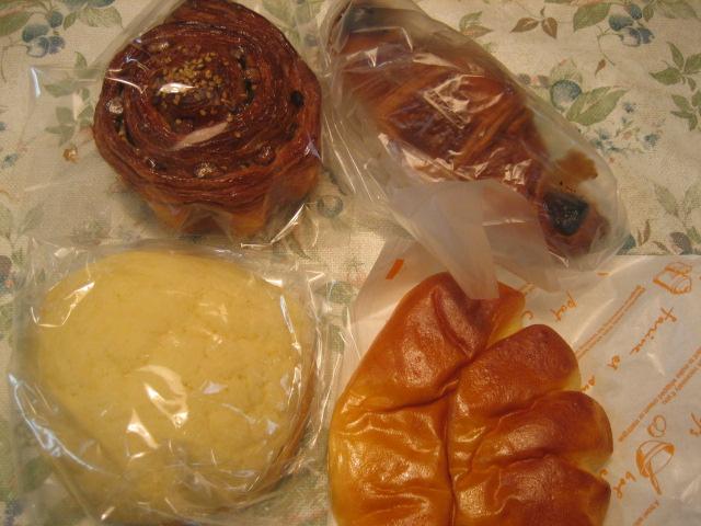 ♪美味しいパン屋さんに出会う幸せ!_d0004210_2158461.jpg