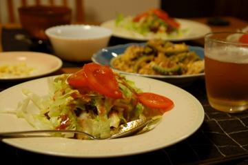 沖縄料理の夕べ。。_f0057564_029394.jpg