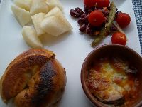 近頃の朝食。_c0005672_19553866.jpg
