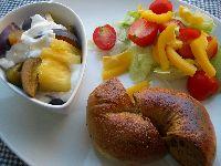 近頃の朝食。_c0005672_19555875.jpg