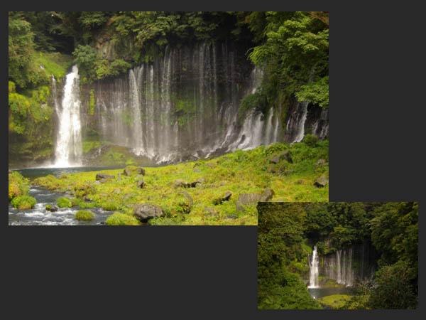 富士山麓 白糸の滝_a0077288_17412566.jpg