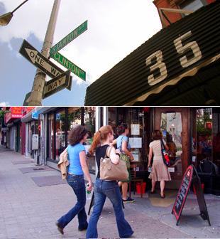 地元の方々に人気のカフェ-Lotus Lounge 35 Clinton _b0007805_3362576.jpg