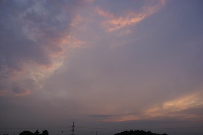 穏やかに夕景_e0077521_19455885.jpg