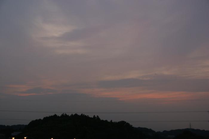 穏やかに夕景_e0077521_19462072.jpg