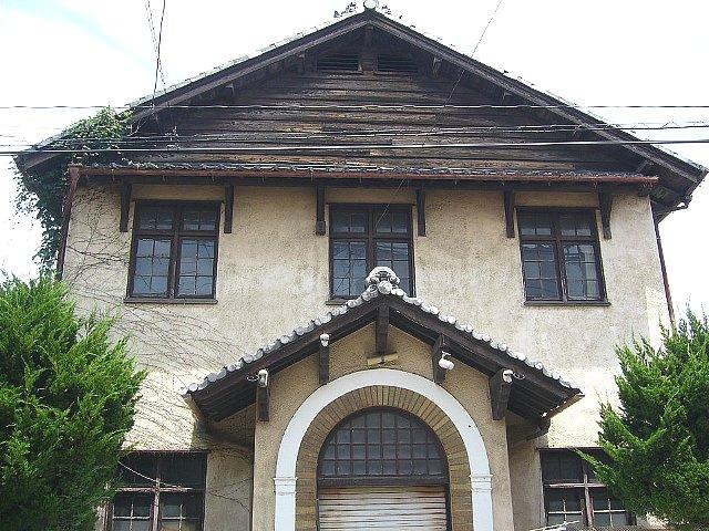 近江今津の旧今津郵便局_c0094541_13124168.jpg