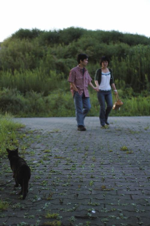猫もうらやむ・・・_f0042194_044546.jpg