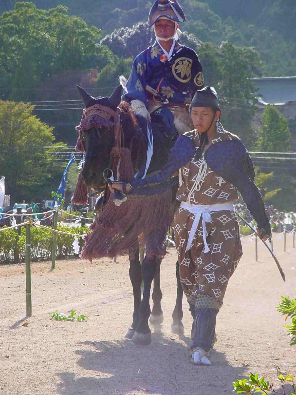 武雄の秋祭り「流鏑馬」_f0040201_13574838.jpg