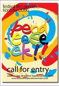 インドネシアの短編映画祭:Festival Film Pendek Konfiden 2006_a0054926_212312.jpg