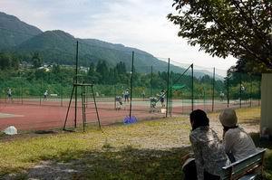 練習風景【ソフトテニス】_d0010630_13301526.jpg