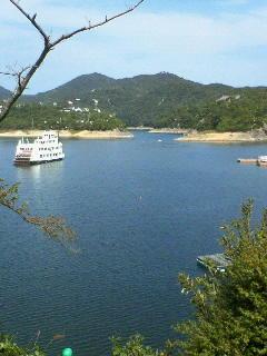 ☆TODAY 東条湖☆_f0002573_13164896.jpg