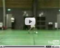 YouTube - Soufiane Touzani Playing Futsal