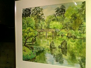 ひこね街の駅ギャラリー「那須順子 水彩画展」はじまる_f0017409_2218478.jpg