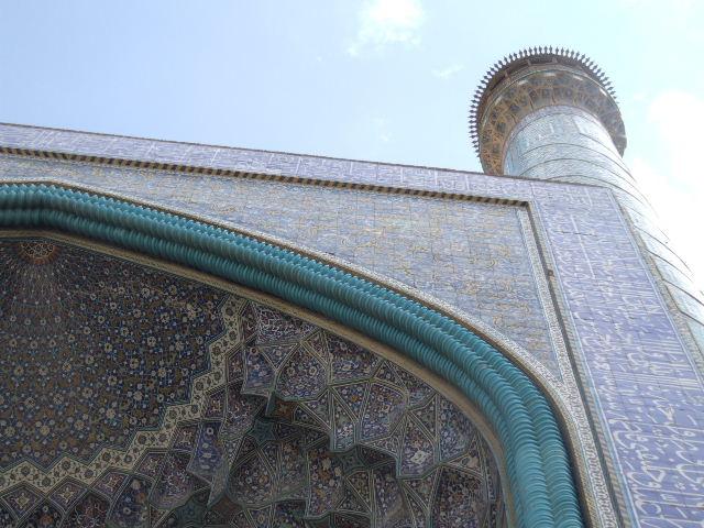 イラン 【イマーム・モスク】_c0011649_0153239.jpg