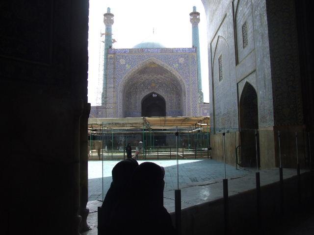 イラン 【イマーム・モスク】_c0011649_016125.jpg