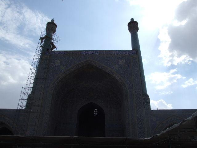 イラン 【イマーム・モスク】_c0011649_0165748.jpg