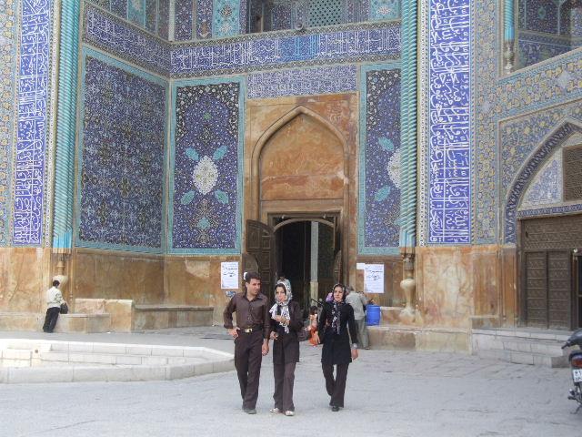 イラン 【イマーム・モスク】_c0011649_0172750.jpg
