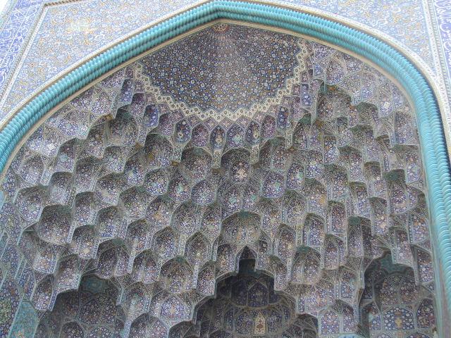 イラン 【イマーム・モスク】_c0011649_026527.jpg