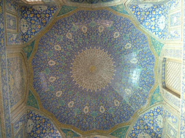イラン 【イマーム・モスク】_c0011649_0435844.jpg