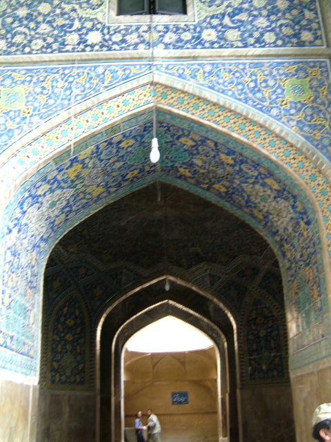 イラン 【イマーム・モスク】_c0011649_0452978.jpg
