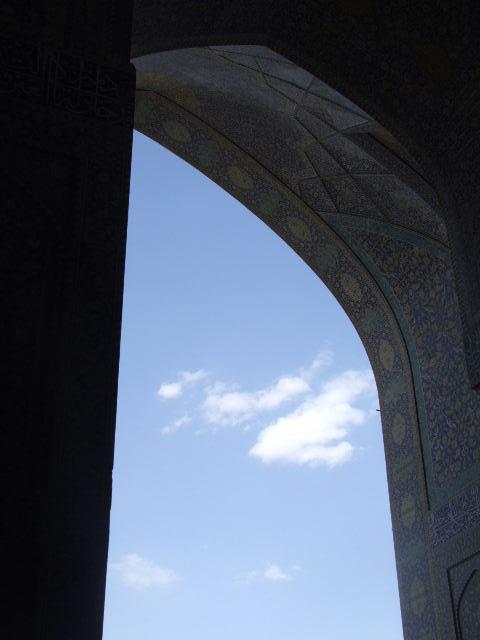 イラン 【イマーム・モスク】_c0011649_047544.jpg