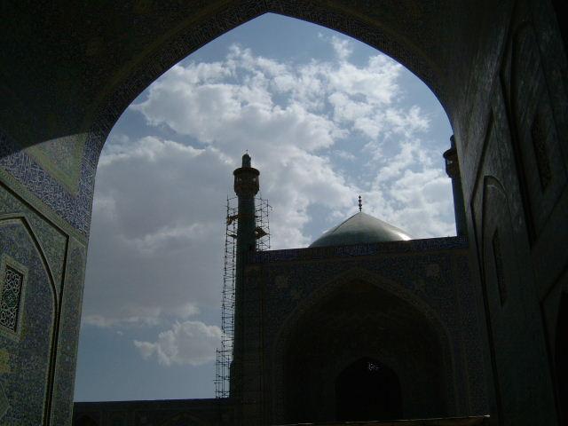 イラン 【イマーム・モスク】_c0011649_0505652.jpg