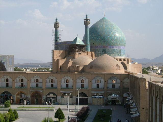 イラン 【イマーム・モスク】_c0011649_2119331.jpg
