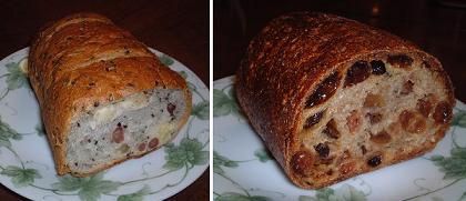 『レオ ナイス ブレッド』のパンたち、その1
