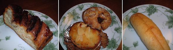 『レオ ナイス ブレッド』のパンたち、その2