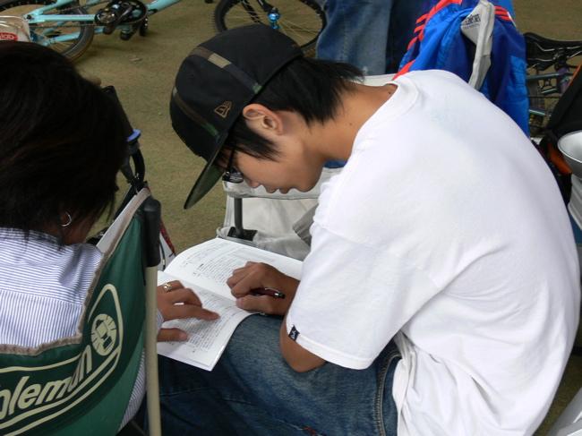 JOSF10月川口定期戦VOL3ノービスクラス予選第2~第3ヒートの画像タレ流し_b0065730_21165415.jpg