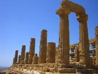 23日 06夏 南イタリアへの旅  シチリア島 アグリジェントへ_a0059035_21194019.jpg
