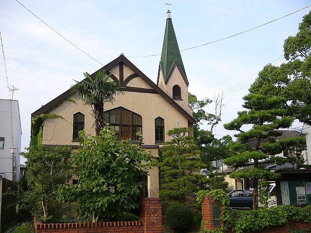 日本基督教団堅田教会_c0094541_16265461.jpg