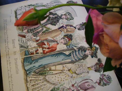 花のある帽子 ~♪エリック・サティ グノシエンヌ_f0007106_0352849.jpg