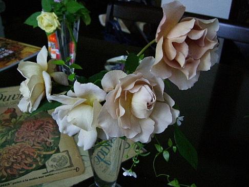 花のある帽子 ~♪エリック・サティ グノシエンヌ_f0007106_151552.jpg