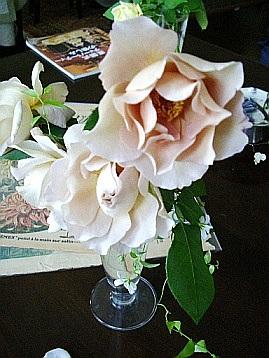 花のある帽子 ~♪エリック・サティ グノシエンヌ_f0007106_155989.jpg